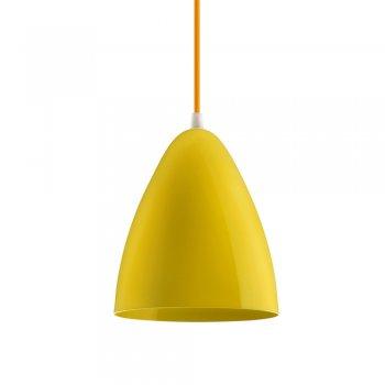 Pendente Bol Mini 18x16 Amarelo