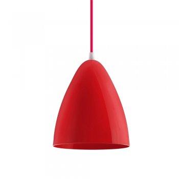 Pendente Bol Mini 18x16 Vermelho