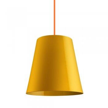 Pendente TYP I 17x18cm Amarelo