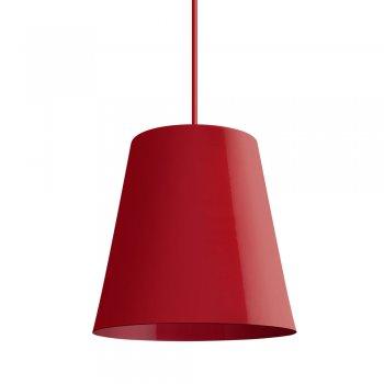 Pendente TYP I 17x18cm Vermelho